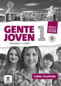 Livres téléchargeables gratuitement sur j2ee Espagnol 1re année Gente Joven 1 A1-A2  - Cahier d'activités