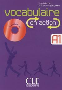Vocabulaire en Action- A1 - Virginie Bazou |