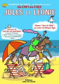 Virginie Becquet et Laetitia Zink - Cahier de vacances Jules et Léonie du CM1 au CM2.