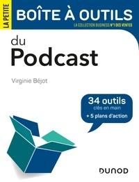 Virginie Béjot - La petite boîte à outils du podcast.