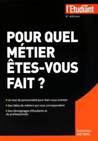 Virginie Bertereau - Pour quel métier êtes-vous fait  ?.