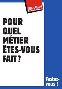 Virginie Bertereau et Elodie Raitière - METIER  : Pour quel métier êtes-vous fait ?.