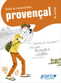 Virginie Bigonnet et Simon Calamel - Le provencal de poche.