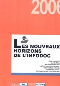 Virginie Boillet - Les nouveaux horizons de l'infodoc.
