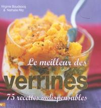 Virginie Boudsocq - Le meilleur des verrines.