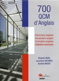 Corridashivernales.be 700 QCM d'anglais - Grammaire anglaise, vocabulaire anglais, civilisation anglaise, civilisation américaine Image