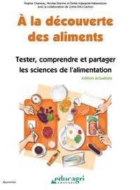 Histoiresdenlire.be A la découverte des aliments - Tester, comprendre et partager les sciences de l'alimentation Image