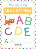 Virginie Chiodo - Les lettres - Maternelle grande section.