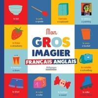 Virginie Chiodo - Mon gros imagier français-anglais.