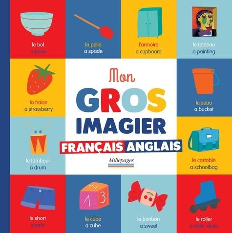 Mon gros imagier français-anglais
