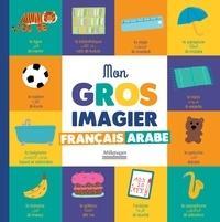 Virginie Chiodo et Latifa Maouche - Mon gros imagier français-arabe.