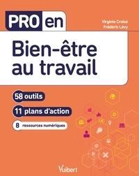 Virginie Croisé et Frédéric Lévy - Pro en Bien-être au travail - 58 outils et 11 plans d'action.
