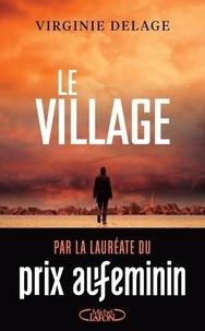 Virginie Delage - Le village.