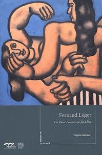 Fernand Léger - Les Deux Femmes sur fond bleu.pdf