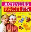 Virginie Desmoulins - Activités faciles pour les tout-petits.