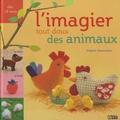 Virginie Desmoulins - L'imagier tout doux des animaux.
