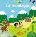 Virginie Desmoulins et Tiago Amérigo - La montagne.