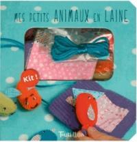 Virginie Desmoulins - Mes petits animaux en laine.