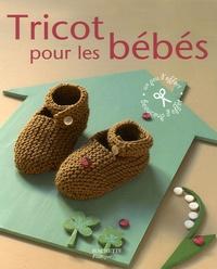 Virginie Desmoulins et Jean-Baptiste Pellerin - Tricot pour les bébés.