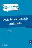 Virginie Donier - Droit des collectivités territoriales.