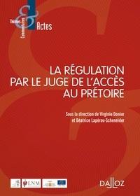La régulation par le juge de laccès au prétoire.pdf