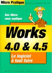 Virginie Dorseuil - Works 4.0 & 4.5 - Le logiciel à tout faire.