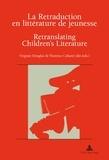 Virginie Douglas et Florence Cabaret - La retraduction en littérature de jeunesse - Retranslating Children's Literature.