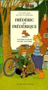 Virginie Dumont - Frédéric et Frédérique.