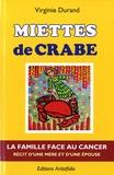 Virginie Durand - Miettes de crabe.