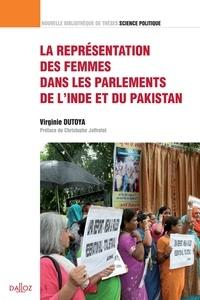 Virginie Dutoya - La représentation des femmes dans les Parlements de l'Inde et du Pakistan.