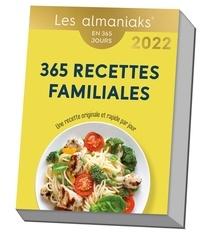 Virginie Fouquet - Almaniak 365 recettes familiales 2022.