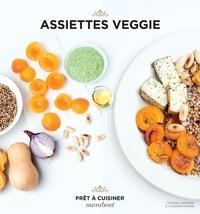 Virginie Garnier et Caspar Miskin - Assiettes végétariennes.
