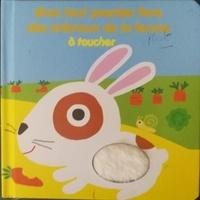 Virginie Graire et Arthur Lenormand - Mon tout premier livre des animaux de la ferme à toucher.