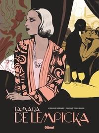 Virginie Greiner et Daphné Collignon - Tamara de Lempicka.