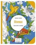 Virginie Guyard - Oiseaux - 100 dessins à colorier.