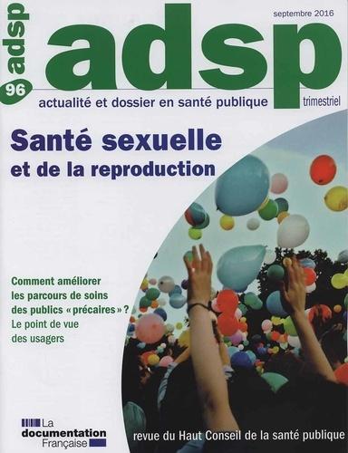 Virginie Halley des Fontaines et Marie-Hélène Bouvier-Colle - Actualité et dossier en santé - Santé sexuelle et de la reproduction.