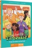 Virginie Hanna et Béatrice Egémar - La famille Latornade Tome 3 : Coup de foudre au fast-food.