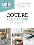 Virginie Jossomme - Coudre à la machine.