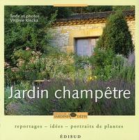 Virginie Klecka - Jardin champêtre - Reportages-idées-portraits de plantes.