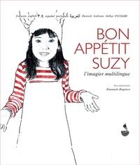 Virginie Kremp et Emanuele Ragnisco - Bon appétit Suzy.