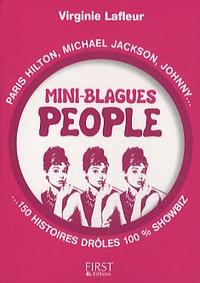 Birrascarampola.it Mini-blagues people - Paris Hilton, Michael Jackson, Johnny, 150 histoires drôles 100% showbiz Image