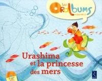 Virginie Le Roy et Mizuho Fujisawa - Urashima et la princesse des mers - Pack de 5 exemplaires.