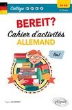 Virginie Lecorchey - Allemand Collège 6e, 5e, 4e, 3e Bereit? - Cahier d'activités A1-A2.