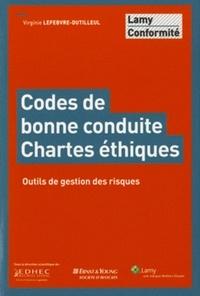 Codes de bonne conduite - Chartes éthiques - Outils de gestion des risques.pdf