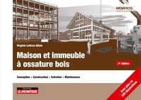 Virginie Lefèvre Allain - Maison et immeuble à ossature bois - Conception, construction, entretien, maintenance.