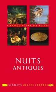 Virginie Leroux - Nuits antiques.