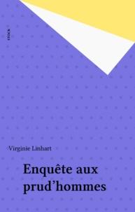 Virginie Linhart - Enquête aux prud'hommes.