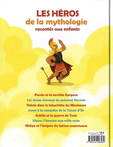 Les héros de la mythologie racontés aux enfants