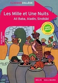Histoiresdenlire.be Les Mille et Une Nuits - Ali Baba, Aladin, Sindbâd Image