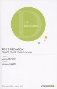 Virginie Mercier - RSE & médiation - Regard croisé France-Canada.